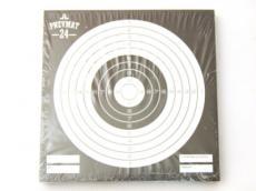 Мишени черные 312x290 мм, 10 штук