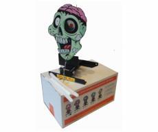 Мишень фигурная подъёмная «Зомби» Z5, металл 3 мм