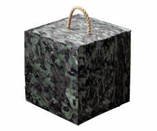 Щит любительский арбалетный (30x30x30 см)