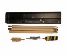 Набор для чистки Nimar коробка, калибр 12, шомпол деревянный