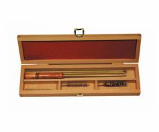 Набор для чистки Nimar в деревянной коробке, калибр 12