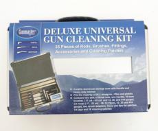 Набор для чистки DAC универсальный, в алюм. кофре, 30 предметов