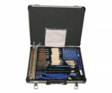 Набор для чистки DAC универсальный, в алюминиевом кофре 63 предмета
