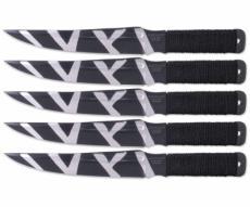 Набор ножей для спортивного метания M-115-2 «Баланс» SET 5
