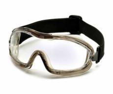 Очки-маска тактические Pyramex G704T, прозрачные линзы (Anti-Fog)