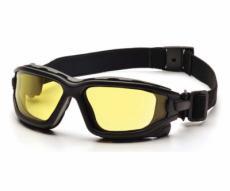 Очки тактические Pyramex I-Force Slim SB7030SDNT, узкие, желтые линзы (Anti-Fog)
