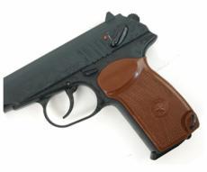 Охолощенный СХП пистолет Макарова П-М18Х (УМК) 10x24