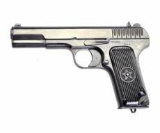 Охолощенный СХП пистолет Smersh-TT (ТТ-СО) 10x31