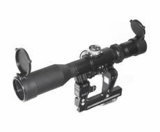 Оптический прицел ПОСП 4-8х42 В (Вепрь/Сайга)