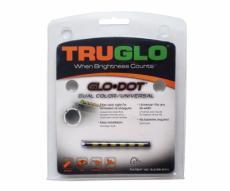 Оптоволоконная мушка Truglo TG94 клей, c прицельной планкой, универсальная с целиком