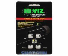Оптоволоконная мушка HiViz BD1007-G Spark II front sight зеленая универсальная