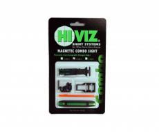 Комплект HiViz C200-2 из мушки и целика (модели TS-2002 и M200)