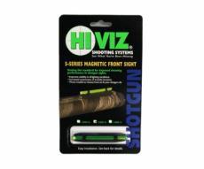 Оптоволоконная мушка HiViz S400-G зеленая широкая 8,2 - 11,3 мм