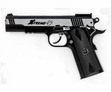 Страйкбольный пистолет G&G 1911 Xtreme 45 Silverline (CO2-XTR-PST-SNB-NCM)