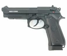 Страйкбольный пистолет KJW Beretta M9A1 CO2 GBB