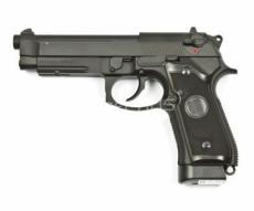 Страйкбольный пистолет KJW Beretta M9A1 Gas GBB