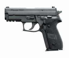 Страйкбольный пистолет WE SigSauer P229 Rail (WE-F005A-BK)