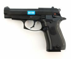 Страйкбольный пистолет WE Beretta M84 GBB (WE-M013-BK)