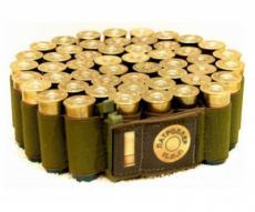 Патроллер, патронная лента для 100 штук нарезных патронов, эластичная, от 223Rem и крупнее