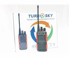 Радиостанция (рация) Turbosky T9