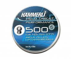 Пули Umarex Hammerli FT Perfomance 4,5 мм, 0,56 г, 500 штук