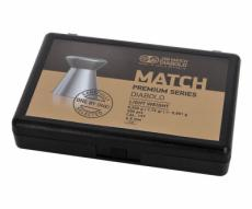 Пули JSB Match Premium Light 4,5 мм, 0,475 грамм, 200 штук