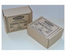 Пули Люман Pointed Pellets 4,5 мм, 0,57 грамм, 1250 штук