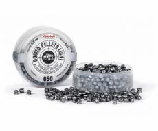 Пули Люман Domed Pellets light 4,5 мм, 0,45 грамм, 650 штук