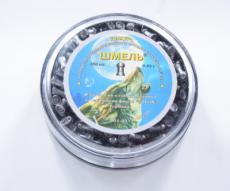 Пули Шмель «Конкурс» (округлые) 4,5 мм, 0,83 г, 350 штук