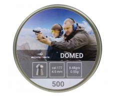Пули Borner Domed 4,5 мм, 0,55 грамм, 500 штук