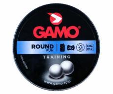 Пули Gamo Round 4,5 мм, 0,53 грамм, 250 штук