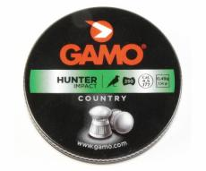Пули Gamo Hunter 4,5 мм, 0,49 грамм, 250 штук