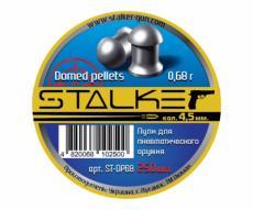 Пули Stalker Domed Pellets 4,5 мм, 0,68 грамм, 250 штук