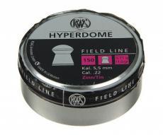 Пули RWS Hyperdome 5,5 мм, 0,71 грамм, 150 штук