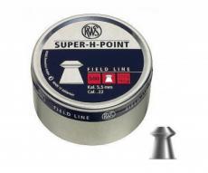 Пули RWS Super-H-Point 5,5 мм, 0,92 грамм, 500 штук