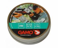 Пули Gamo Hunter 6,35 мм, 1,4 грамм, 200 штук