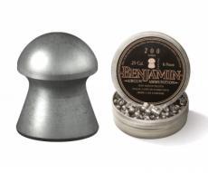 Пули Crosman Benjamin Discovery Domed 6,35 мм, 1,80 грамм, 200 штук