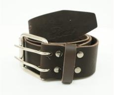 Кожаный ремень Hiter 45 мм, коричневый