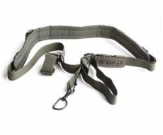 Ремень оружейный тактический «Долг-М3» (1-2-3 стандартный) зеленый