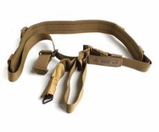 Ремень оружейный тактический «Долг-М3» (1-2-3 универсальный) койот
