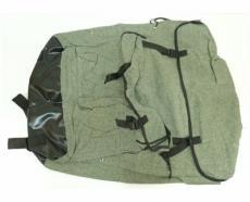 Рюкзак брезентовый, 70 л, кожаное дно (МВЕ)