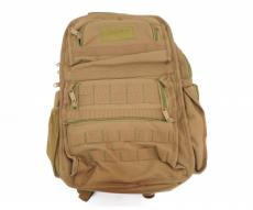 Рюкзак тактический UTG Tan, внешние карманы, 43x30,5x16,5 см (PVC-P368S)