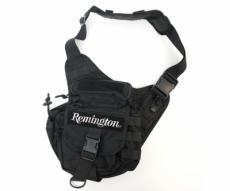 Сумка-рюкзак Remington черная, 5 л, 30x30 см (TL-7094)