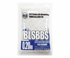 Шары для страйкбола BLS 0,20 г, 5000 штук (1 кг, белые) 1KG-H2