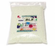 Шары трассерные BLS 0,12 г, 8300 штук (1 кг, зеленые) 1KG-TR12G