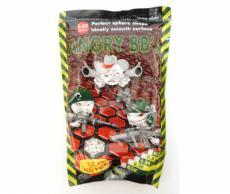 Шары для страйкбола Angry BBs 0,30 г, 3300 штук (1 кг, белые)