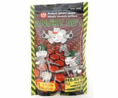 Шары для страйкбола Angry BBs 0,36 г, 2800 штук (1 кг, белые)