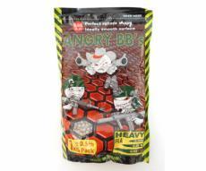 Шары для страйкбола Angry BBs 0,43 г, 2300 штук (1 кг, белые)