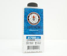 Шары для страйкбола G&G 0,28 г, 2700 штук (белые, бутылка) G-07-221
