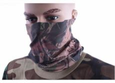 Шарф-маска микрофибра Leave